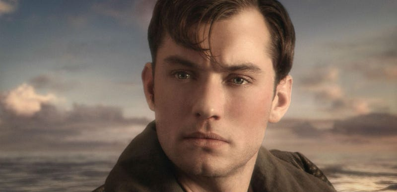 Jude Law in 2004's Sky Captain and the World of Tomorrow. Soon after this film's release, he was offered the role of Superman. Image: Paramount