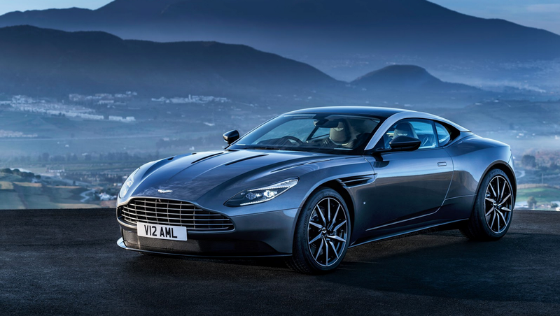Illustration for article titled What's The Most Beautiful Modern Aston?
