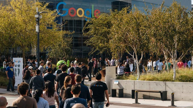 1,000 Google Employees Are Sick of Their Bosses  Half-Assed Climate Efforts