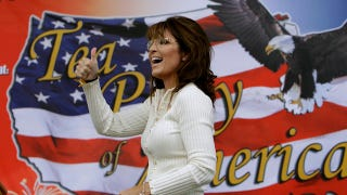 Illustration for article titled Sarah Palin Takes Second In Half-Marathon