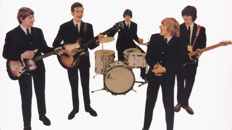 Illustration for article titled The Yardbirds replaced, reused, and revolutionized on Having A Rave Up
