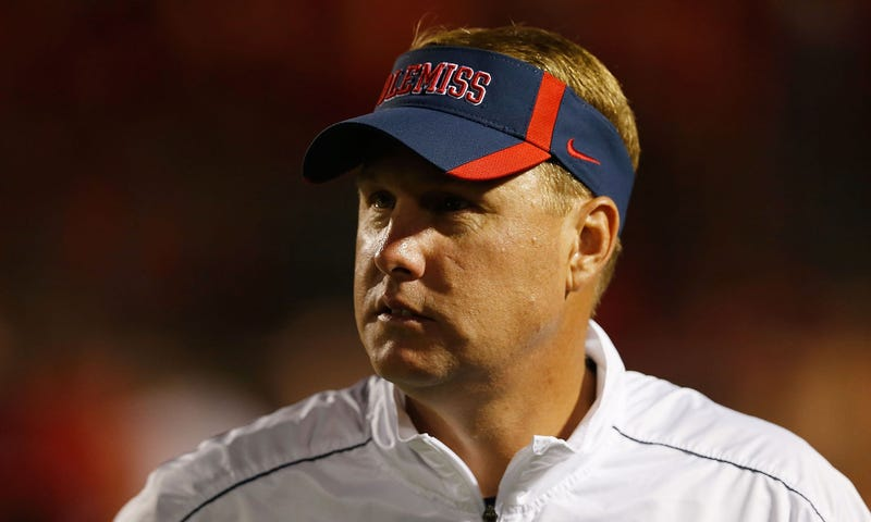 Illustration for article titled Report: Liberty Hires Hugh Freeze, Because Of Course They Would