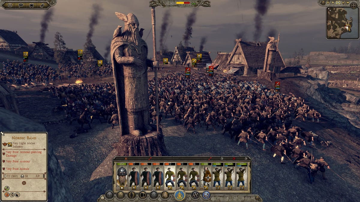 Oh Hey, A Total War Game That Isn't Broken