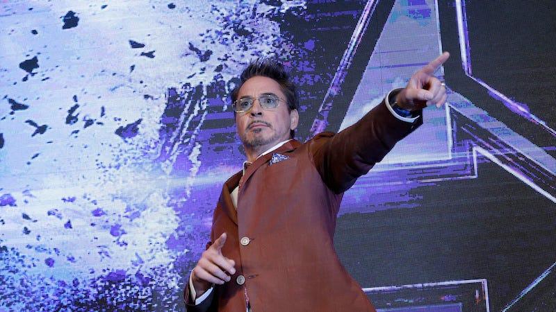 Tras 10 años interpretando a Tony Stark, Robert Downey Jr dice adiós al personaje.