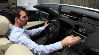 Illustration for article titled Gesture Controls Are Coming To New Cars Next Year