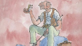 Illustration for article titled Steven Spielberg To Direct Roald Dahl's The BFG