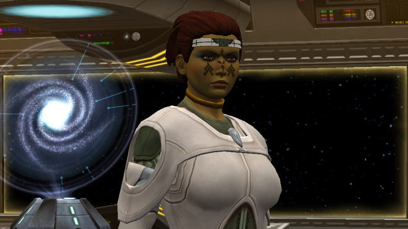 Illustration for article titled Is Anyone Else Still Playing Star Wars: The Old Republic?