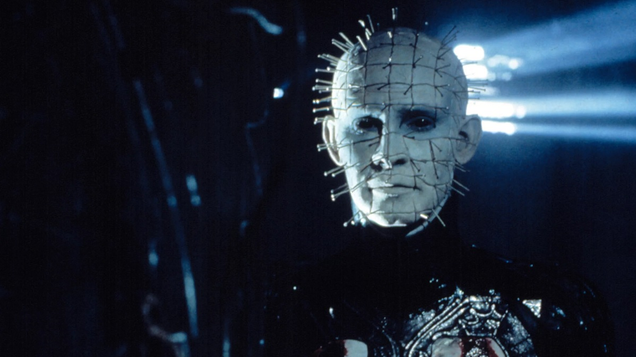 Clive Barker Is on Board For HBO and David Gordon Green s Hellraiser Series