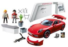 Illustration for article titled The playmobil Porsche is discounted at my local supermarket