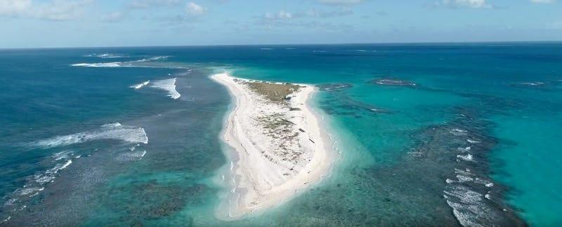 Illustration for article titled Científicos descubren que una isla de Hawái ha desaparecido tras el paso del huracán Walaka