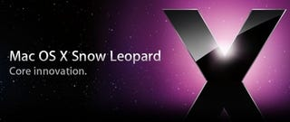 Illustration for article titled Mac OS X Snow Leopard Ships August 28th