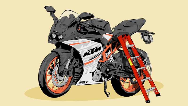 The Short Persons Guide To Motorcycle Riding