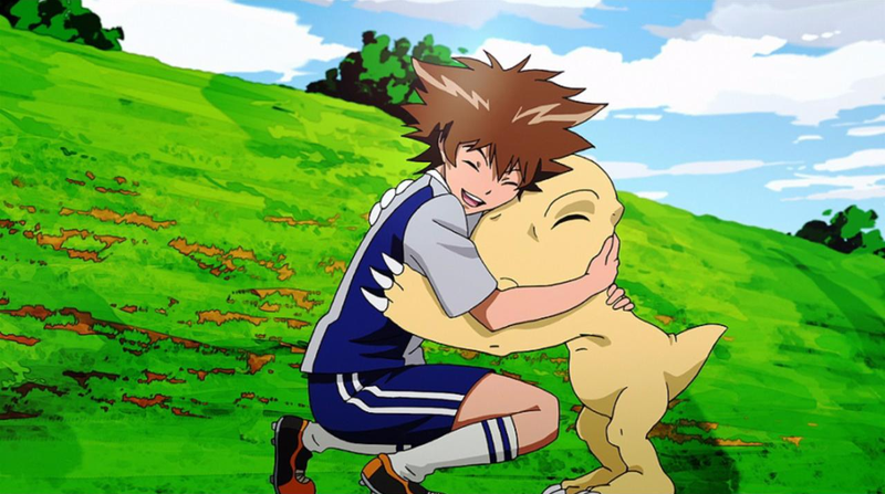 "Illustration for article titled Digimon Adventure Tri: A ""Reunion"" Over 15 Years in the Making"