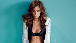 Illustration for article titled GQ Names Kristen Wiig Bro Of The Year, Makes Her Pose In Lingerie