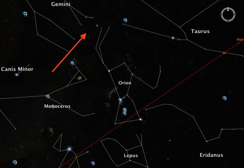 The Orionid Meteor Shower Is Tonight and Here's How to Watch It