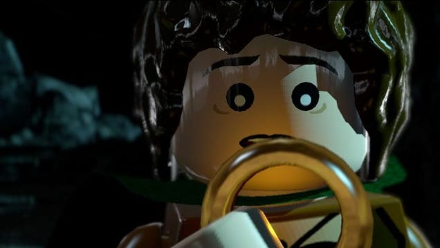 Warner Bros. Pulls LEGO Lord of the Rings Games From Steam, Doesn t Say Why