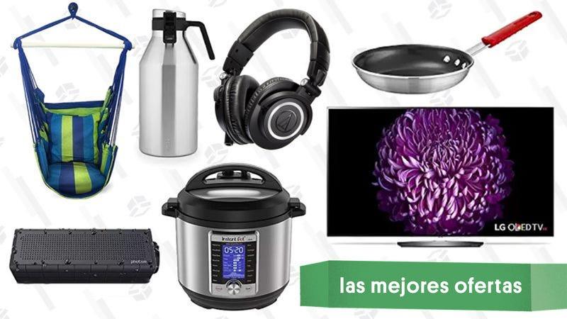 Illustration for article titled Las mejores ofertas de este martes: Instant Pot Ultra, OLED TV, auriculares Audio-Technica y más
