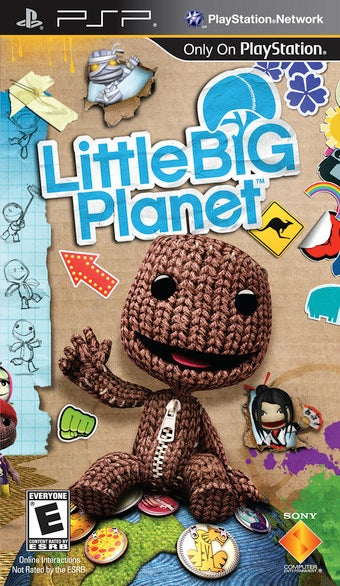 Illustration for article titled Wait a Minute, LittleBigPlanet PSP Hadn't Been Officially Dated?