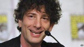 Illustration for article titled Gaiman wins 2 National Book Awards