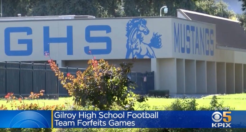 Illustration for article titled California HS Cancels Football Season After Four Players Cited For Sexual Battery Of Teammate