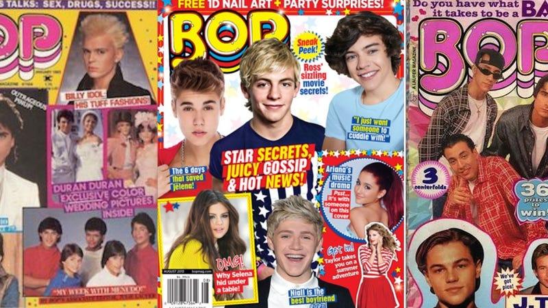 Teen Bop Magazine 6