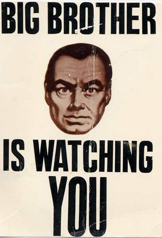 "Illustration for article titled EL Doctorow warns government surveillance could lead to ""internet hell"""