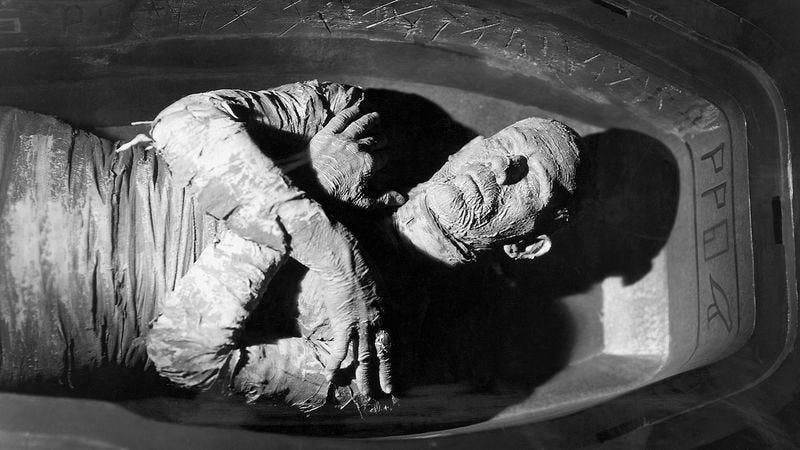 1932's The Mummy (Photo: Bettmann/Getty Images)