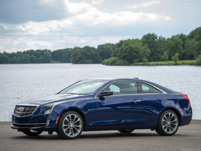 Illustration for article titled Cadillac ATS Possibly Ceasing Production Soon