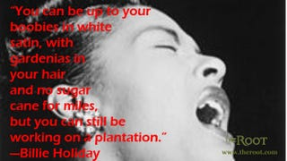 Billie HolidayWikimedia Commons