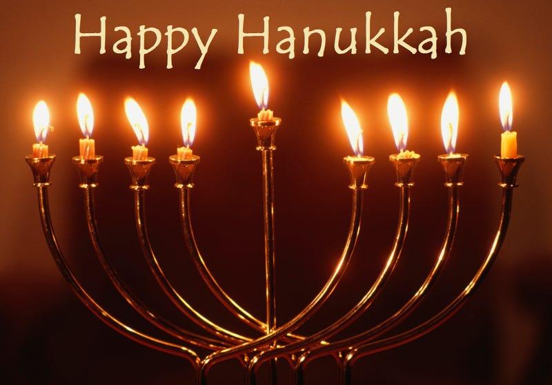 Illustration for article titled Happy Hanukkah!