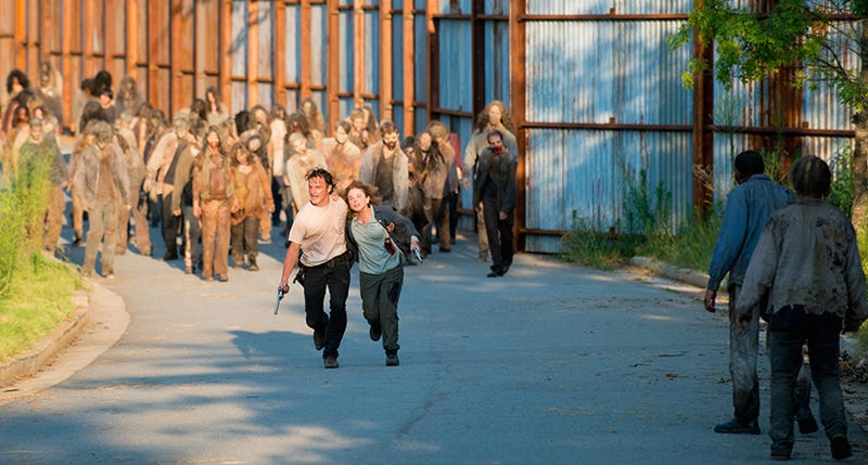 Illustration for article titled The Walking Dead Just Reminded Everyone WhyIt's the #1 Drama on TV