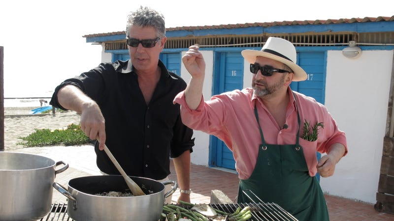 No Reservations returns to cable next month
