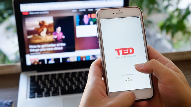 TED is Inviting Recent Graduates to Upload Their Own TED Talks