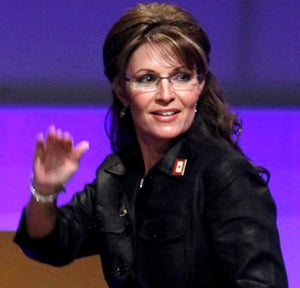Illustration for article titled Republicans Decide Sarah Palin Best Seen, Not Heard