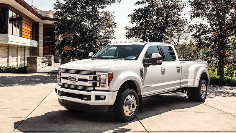 luxury ford   truck  idea  time