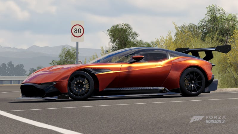 Aston Martin Vulcan The Horizon 3 Review