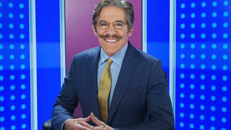 Illustration for article titled Protestors, the world continue to dump shit on Geraldo Rivera