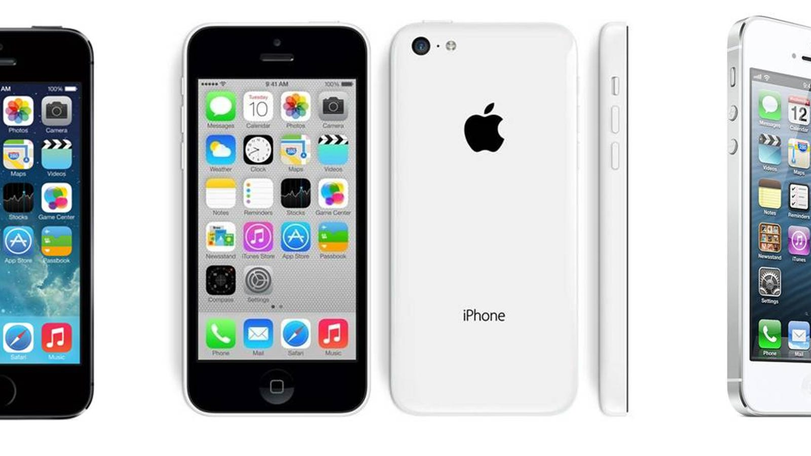 iphone 5c and 5s comparativa iphone 5s vs 5c vs 5 191 qu 233 cambia 14630