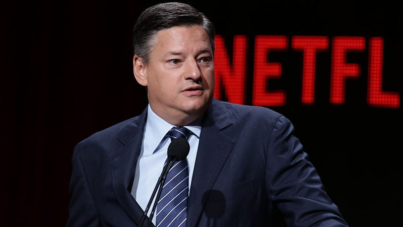 Netflix considering letting you watch TV, movies offline