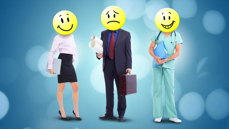 Illustration for article titled Are You Happy With Your Job?