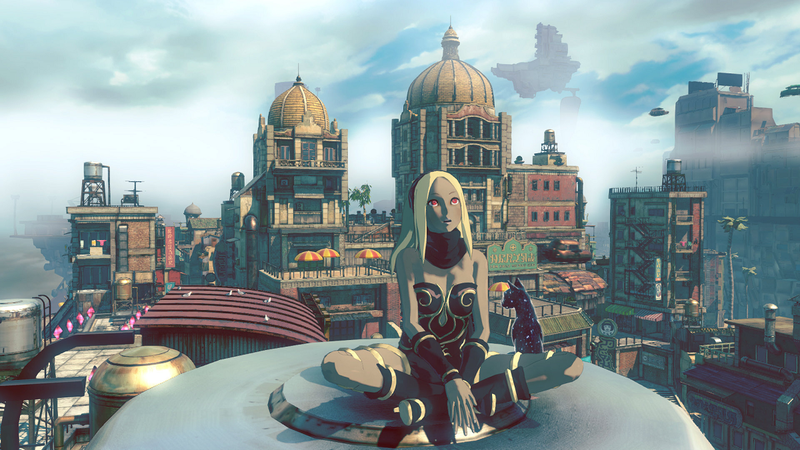 Illustration for article titled The Week In Games: Gravity's Rush