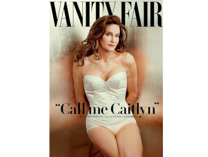 Illustration for article titled Caitlyn Jenner'sVanity Fair Cover Is Here, and She Looks Amazing