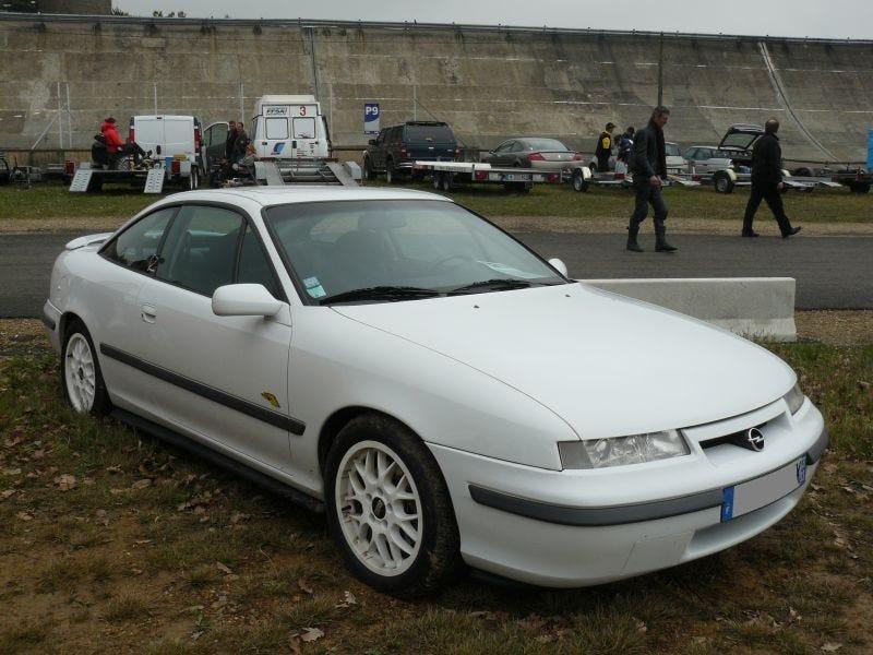 Illustration for article titled Opel/Vauxhall/Chevrolet/Holden Calibra?