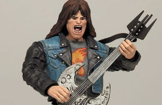 Illustration for article titled The Full Guitar Hero Action Figure Line Up