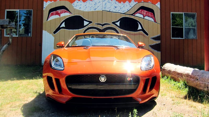 Illustration for article titled A Jaguar F-Type Starts At $230,886 In India
