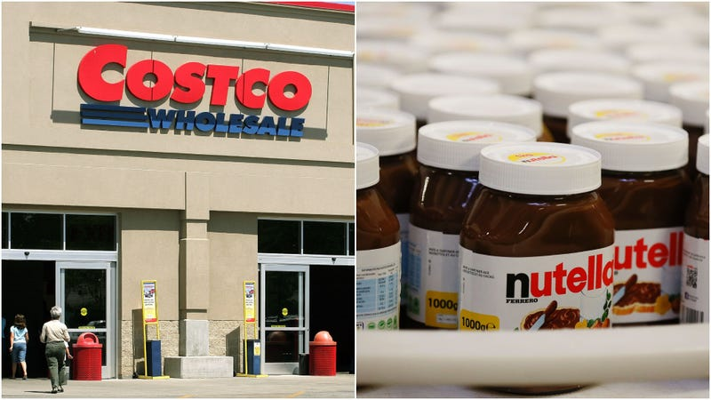 Illustration for article titled Costco loves us so much it's making its own Nutella for us now