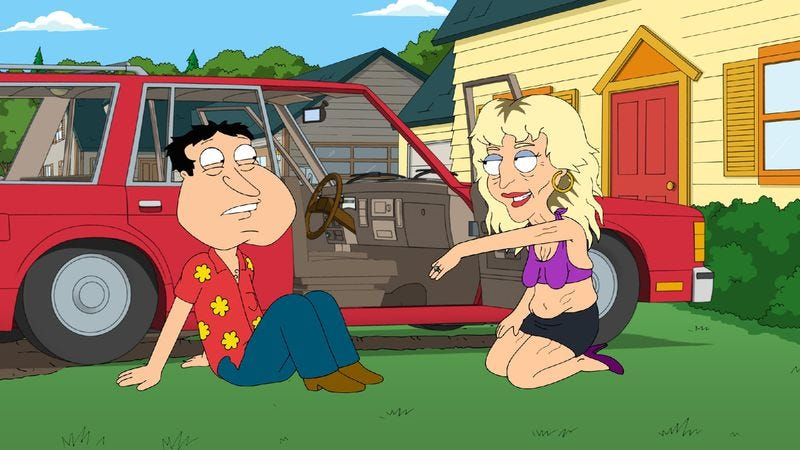 "Illustration for article titled Family Guy: ""The Giggity Wife"""