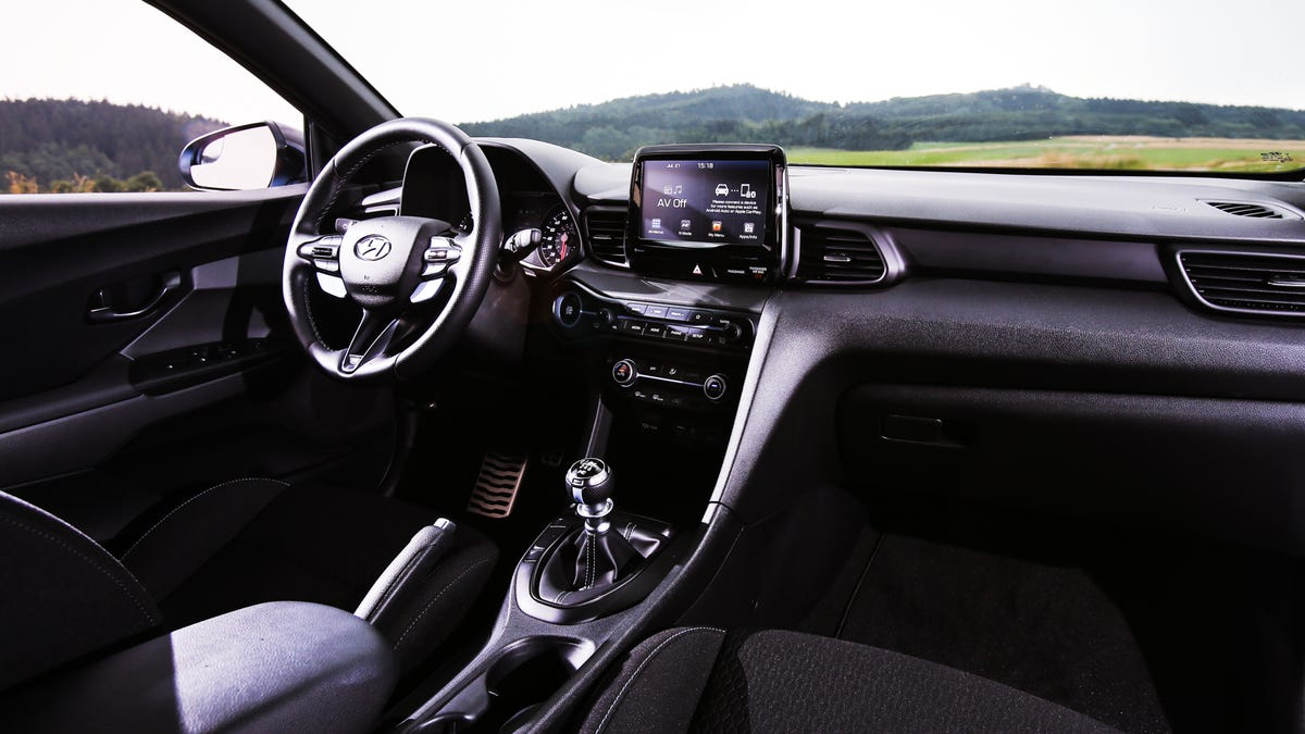 The 2019 Hyundai Veloster N Actually Kicks Ass