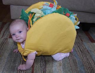 Baby TacoPinterest