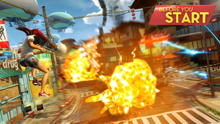 Illustration for article titled Tips For Playing Sunset Overdrive